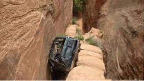 世界上最危险的路,只能前进,刹车等于死亡,无人敢后退