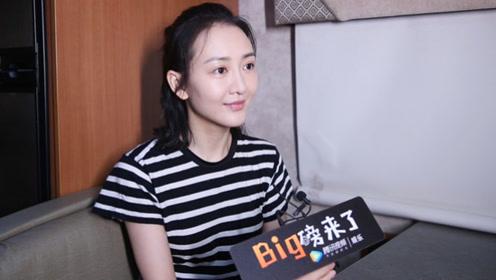 王鸥专访谈最虐心戏 每部戏都自己化妆竟是为了多睡会?