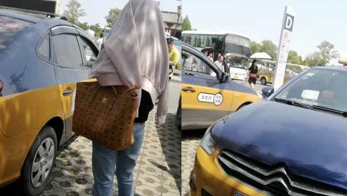 游客龙门石窟打车被要求出停车费,的哥:南方人有钱不在乎