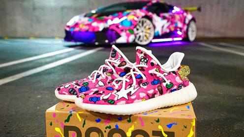 土豪2500万买兰博基尼,赠品是一双鞋,仔细一看倒吸一口凉气