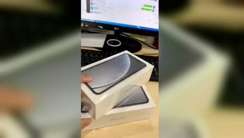 又有两台手机退货,现在都不买苹果了吗?