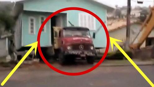 这是一场找不出肇事者的交通事故!不管看几遍,也还是那么玄乎!