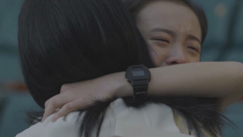 《小欢喜》刘静和英子道别,乔英子哭戏大获好评