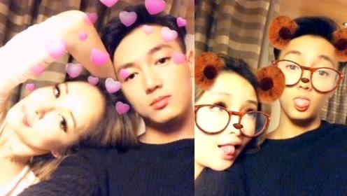萧亚轩微博公布恋情:爱就是需要我们在一起