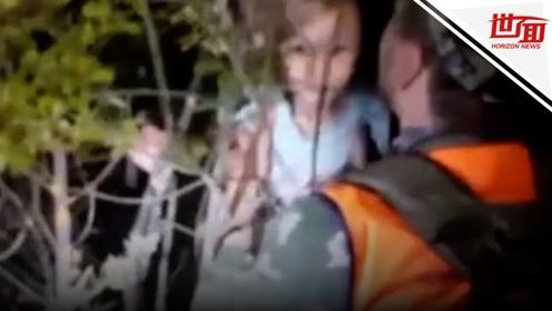 5岁女孩迷失森林4天后被找到 救援人员:她曾遭遇棕熊追赶
