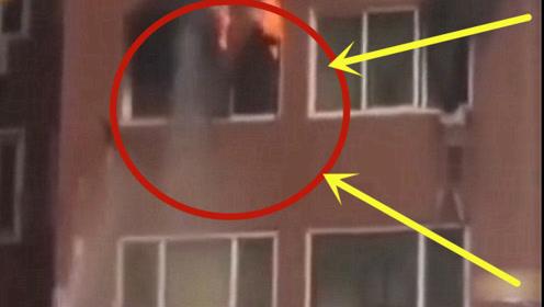 现实版键盘侠!因水压不够,群众质疑消防员的专业水平!