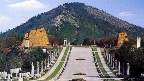 我国规模最大的帝陵,秦始皇陵都比不上,陪葬奴隶超过2万人