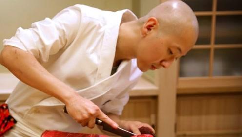 """日本顶级""""佛系""""大厨,每天只接待3位顾客,却从凌晨忙至午夜!"""