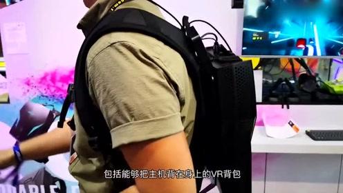 体验头号玩家,索泰推二代VR背包
