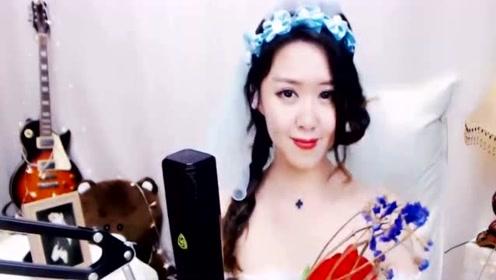 毛惠甜蜜演唱《咱们结婚吧》,网友:是幸福的感觉!
