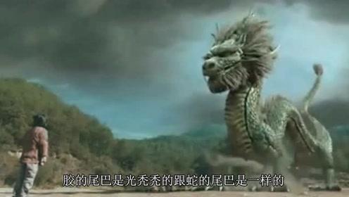 神话传说中,龙和蛟有什么不一样?为什么人们常说蛟蛇多真龙少?