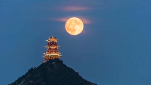 """四川成将发射""""人造月亮"""",将代替路灯,可节省12亿电费开支"""