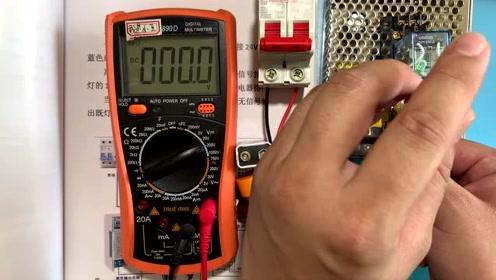 电工知识:三线npn接近开关工作原理,接线方法实物讲解