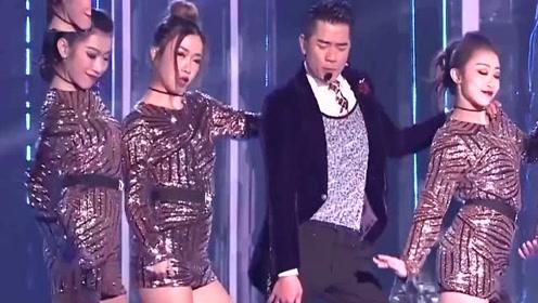 郭富城这首歌当年获奖无数,载歌载舞至今无人超越!