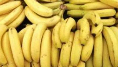 如何挑选品质好的香蕉?卖家:记住这几种最好不买