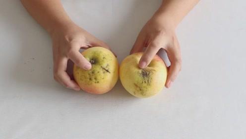 苹果好看不好吃?教你挑选小窍门,准保你买到的又甜又好吃,实用