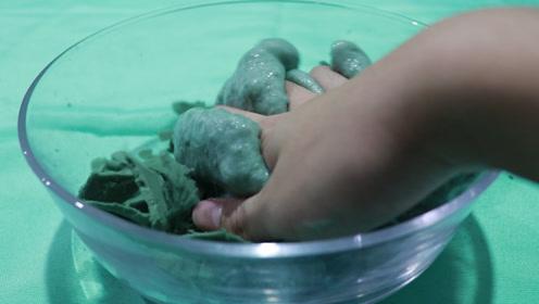 用鲜花泥混入史莱姆,史莱姆会不会被鲜花泥给全部吸收呢?