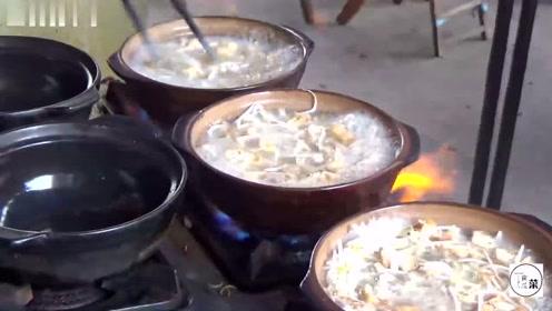 广西百色最好吃的米粉,味道最鲜美,一顿我能吃两碗