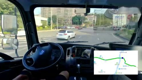 中通快递测试自动驾驶货车,全程无人接管
