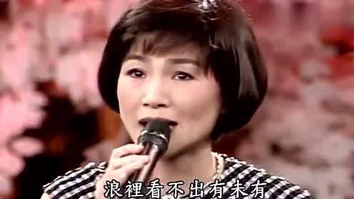 凤飞飞演唱的经典歌曲《上海滩》让人回味,回忆杀!