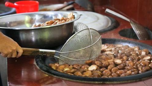 农村的美食大会,一年只做一次,上百号人来吃,这才是真正的美食