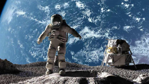月球没有发射基地,美国人登上月球后,到底怎么返回地球?