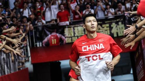 虽然中国男篮无缘奥运会,但是易建联尽力了,全世界都能看到