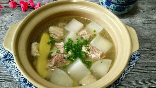 广东人最爱喝的一道汤,不放一滴油,降糖降脂,还瘦掉大肚子