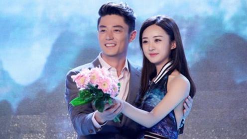 31岁赵丽颖结婚了,半个娱乐圈都送祝福,只有3个男星没有表示