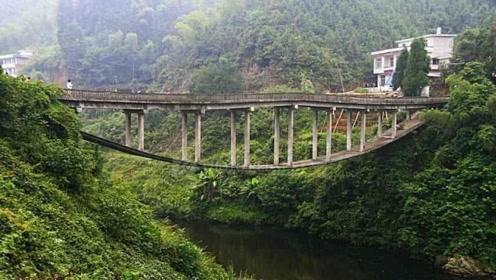"""中国最""""怪""""的桥:被质疑建造时拿反图纸,设计者只有初中文化"""