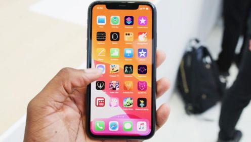 iPhone 11 Pro浴霸三摄来了,始终还是大爷
