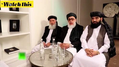 特朗普取消和平谈话 塔利班回应:我们可没有取消 希望总统三思