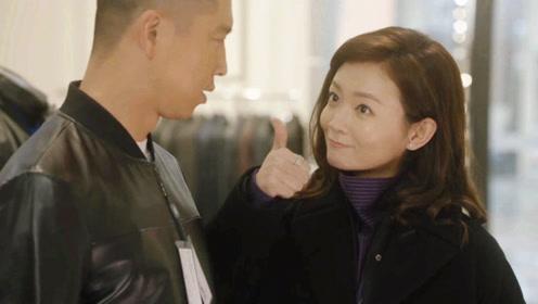 陆战之王:牛努力穿上黑色夹克,帅气样子惊艳全场,叶晓俊看痴了