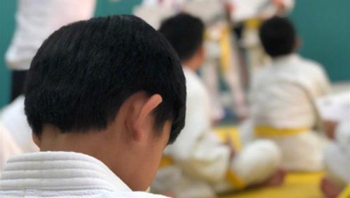 儿子柔道比赛失利 孙燕姿鼓励参与也是勇气
