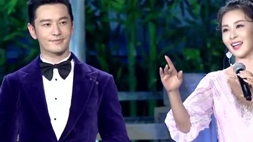 中秋晚会baby黄晓明不同框引争议,真相是女方不愿与他同台?