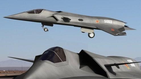 第六代战机即将问世?三国签订7400万美元合约!美迎最大劲敌