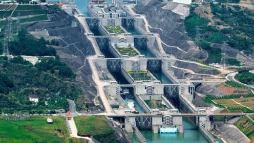 三峡落差180米,下游的鱼如何回游到上游?看完佩服中国的智慧