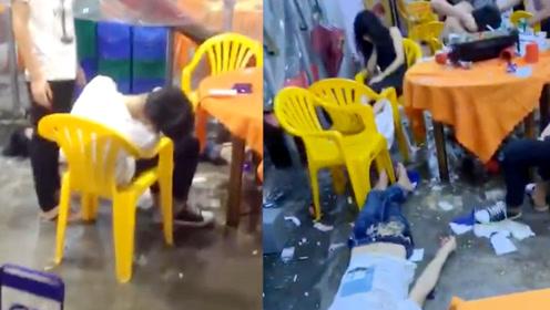 广州5人夜宵店吃小龙虾中毒致死?系大量喝酒出现神志不清症状