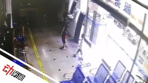 男子一周遗弃儿子三次被刑拘:为逼离家妻子现身