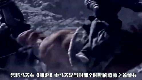 """明朝奴隶将军,人称""""疯子马"""",一度成为蒙古骑兵的梦魇"""