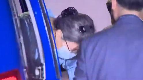 现场!朴槿惠离开看守所住院接受手术:被人搀扶坐上轮椅前往病房