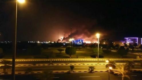 中东最重要的油田接连被炸,损失惨重,新作战模式给各国敲响警钟