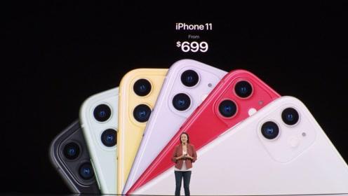 刚买的iPhone11,手机就被搞笑网友玩坏了,新功能有意思