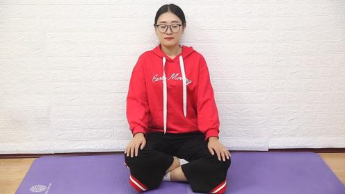 每天盘腿打坐10分钟,打开人体经络,畅通气血,保护心脏骨骼