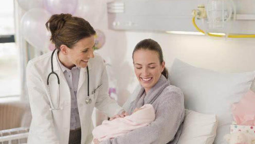 新生儿为什么都那么干净,护士是怎么清洗的?今天可算知道了