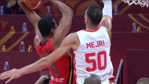 篮球世界杯梅杰里十佳球 遮天蔽日死亡封盖举火烧天滑翔上篮
