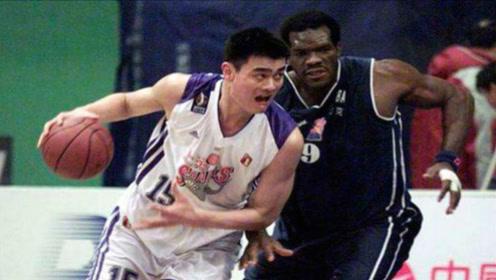 姚明为何能选NBA状元?总决赛41.3分21板4.3帽,霸气