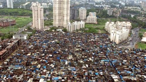 全球最高贫民窟,有45层楼高,有超过3000人在这里安家落户
