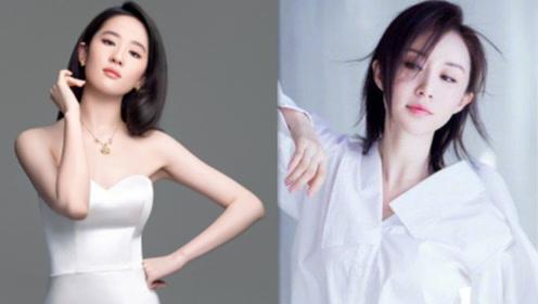 刘亦菲舒畅挽手逛街,16年姐妹情深,引发网友回忆潮