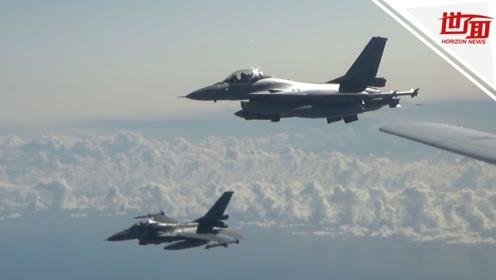 现场:俄轰炸机在波罗的海上空遭拦截 拦截战机来自欧洲五国